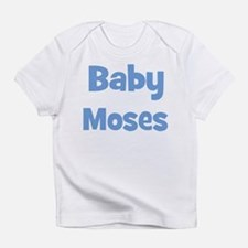 Baby Moses (blue) Infant T-Shirt
