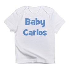 Baby Carlos (blue) Infant T-Shirt