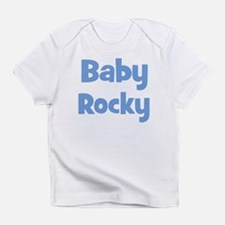 Baby Rocky (blue) Infant T-Shirt