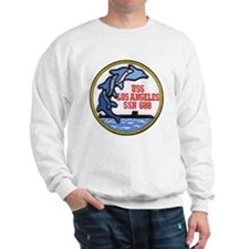 USS Los Angeles SSN 688 Sweatshirt