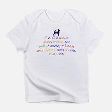 Chihuahua - Lousy Crib! Infant T-Shirt