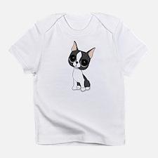 Boston Terrier Puppy Infant T-Shirt