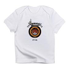 USS America CV-66 Infant T-Shirt