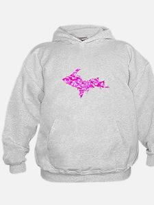 Pink Urban Camo U.P. Hoodie