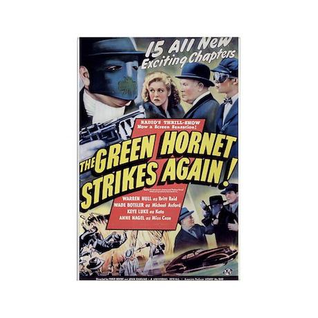 $4.99 Green Hornet 2 Serial Magnet