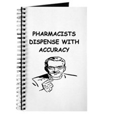 funny pharmacist Journal