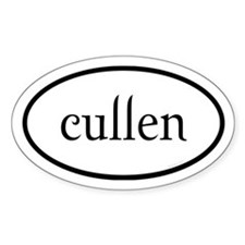 Cullen Euro by twibaby Decal