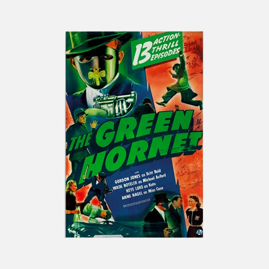 $4.99 Green Hornet Serial Magnet