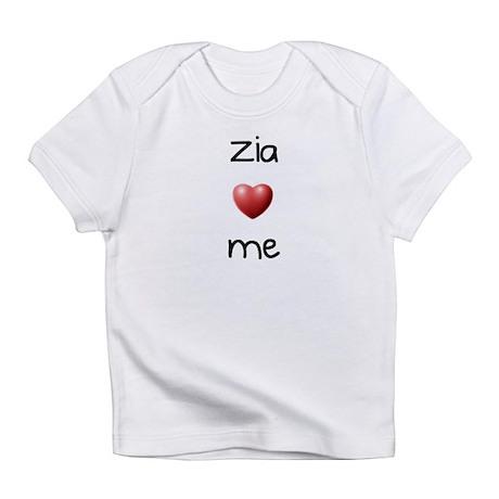 Zia Loves Me Infant T-Shirt