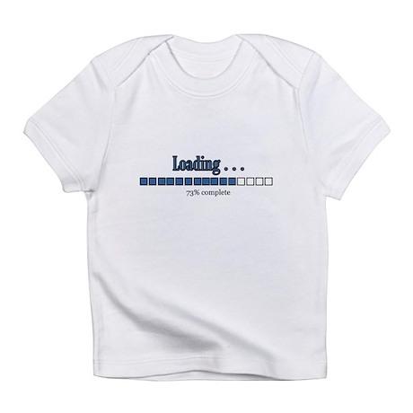 Diaper Loading Infant T-Shirt