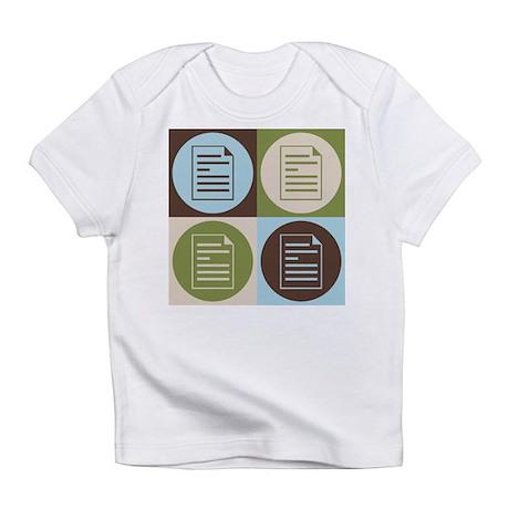 Proofreading Pop Art Infant T-Shirt