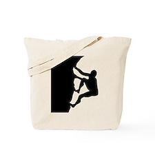 Climbing Tote Bag