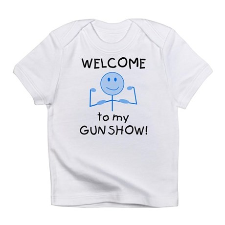 muscle shirt Infant T-Shirt