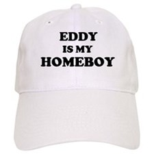 Eddy Is My Homeboy Baseball Baseball Cap