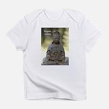 Inquire Within-Buddha Infant T-Shirt