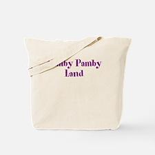 Namby Pamby Land Tote Bag