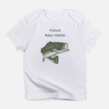 Bass Master Onesie Infant T-Shirt