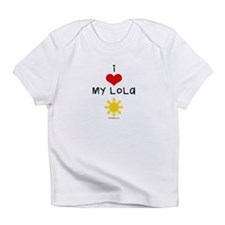I Love My Lola Infant T-Shirt