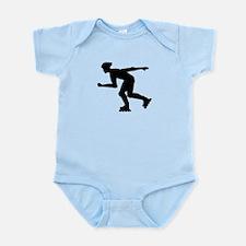 Inline skating Infant Bodysuit