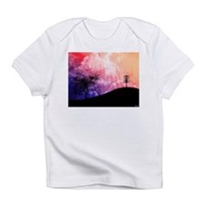 Disc Golf Skies Infant T-Shirt