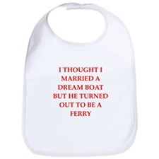 divorced woman Bib