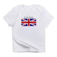Bitty Brit Infant T-Shirt