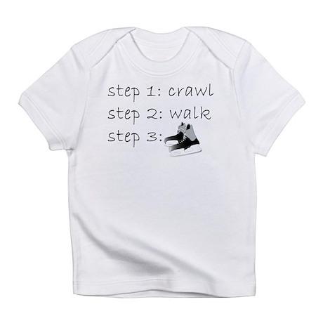 Step 3: Skate Infant T-Shirt