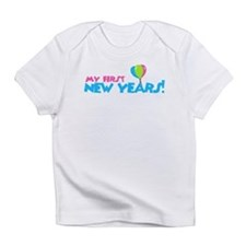 First New Years! Boy Infant T-Shirt