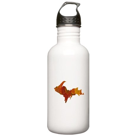 Autumn Leaves U.P. Stainless Water Bottle 1.0L