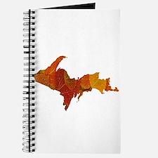 Autumn Leaves U.P. Journal