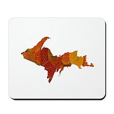 Autumn Leaves U.P. Mousepad