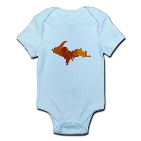 Autumn Leaves U.P. Infant Bodysuit