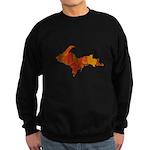 Autumn Leaves U.P. Sweatshirt (dark)