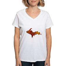 Autumn Leaves U.P. Shirt