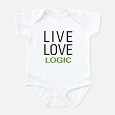 Live Love Logic Infant Bodysuit