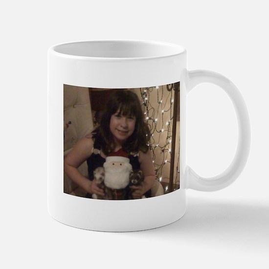 Rachael and the Ferrets Mug