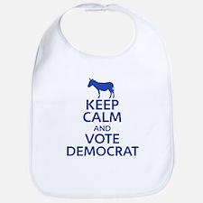 Keep Calm Republican Bib