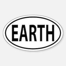 Earth Decal