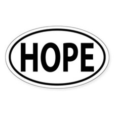 HOPE Decal