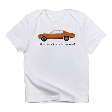 1970 Chevelle Baby T-shirt