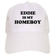 Eddie Is My Homeboy Baseball Baseball Cap
