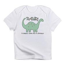 'Dinosaur Rawr' Infant T-Shirt