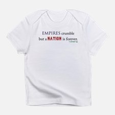 Empires Crumble Infant T-Shirt