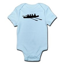 Rowing Infant Bodysuit