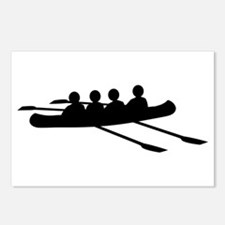 Rowing Postcards (Package of 8)