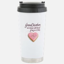 Grandmas are frosting Travel Mug