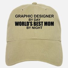 World's Best Mom - GRAPHIC DESIGNER Hat
