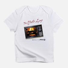 Yule Log: Analog: Infant T-Shirt