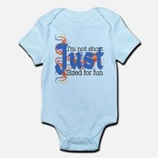Sized for Fun Infant Bodysuit