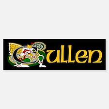Cullen Celtic Dragon Bumper Bumper Sticker